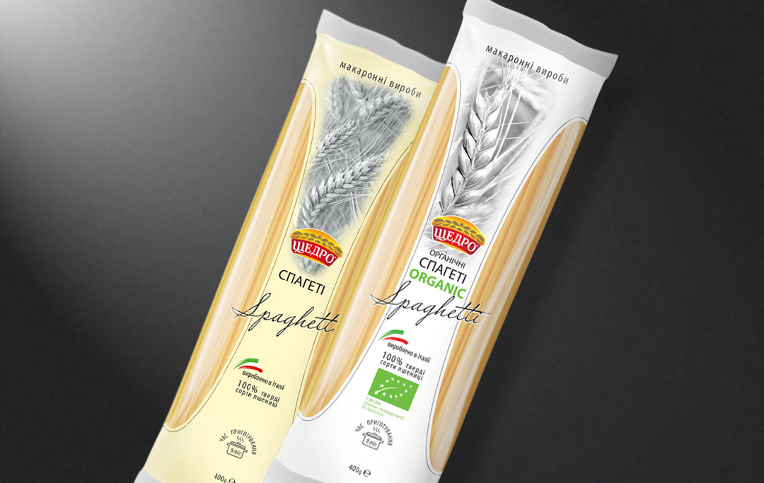 Спагеті «Щедро»